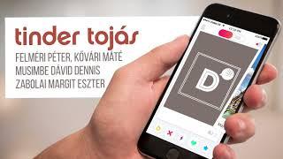 Tinder-tojás október 26. | Dumaszínház