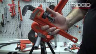 RIDGID Pipe Wrench from Toolstop