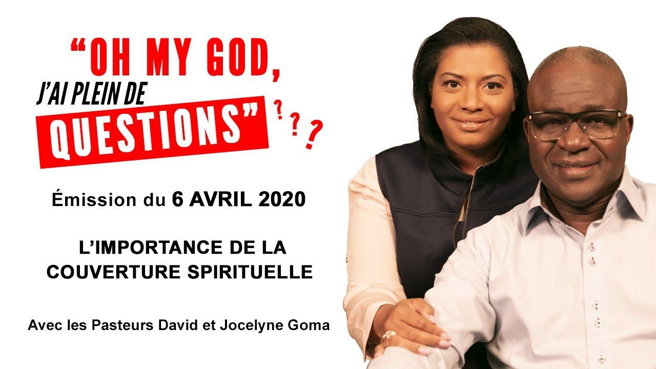 L' importance de la couverture spirituelle [06 avril 2020]