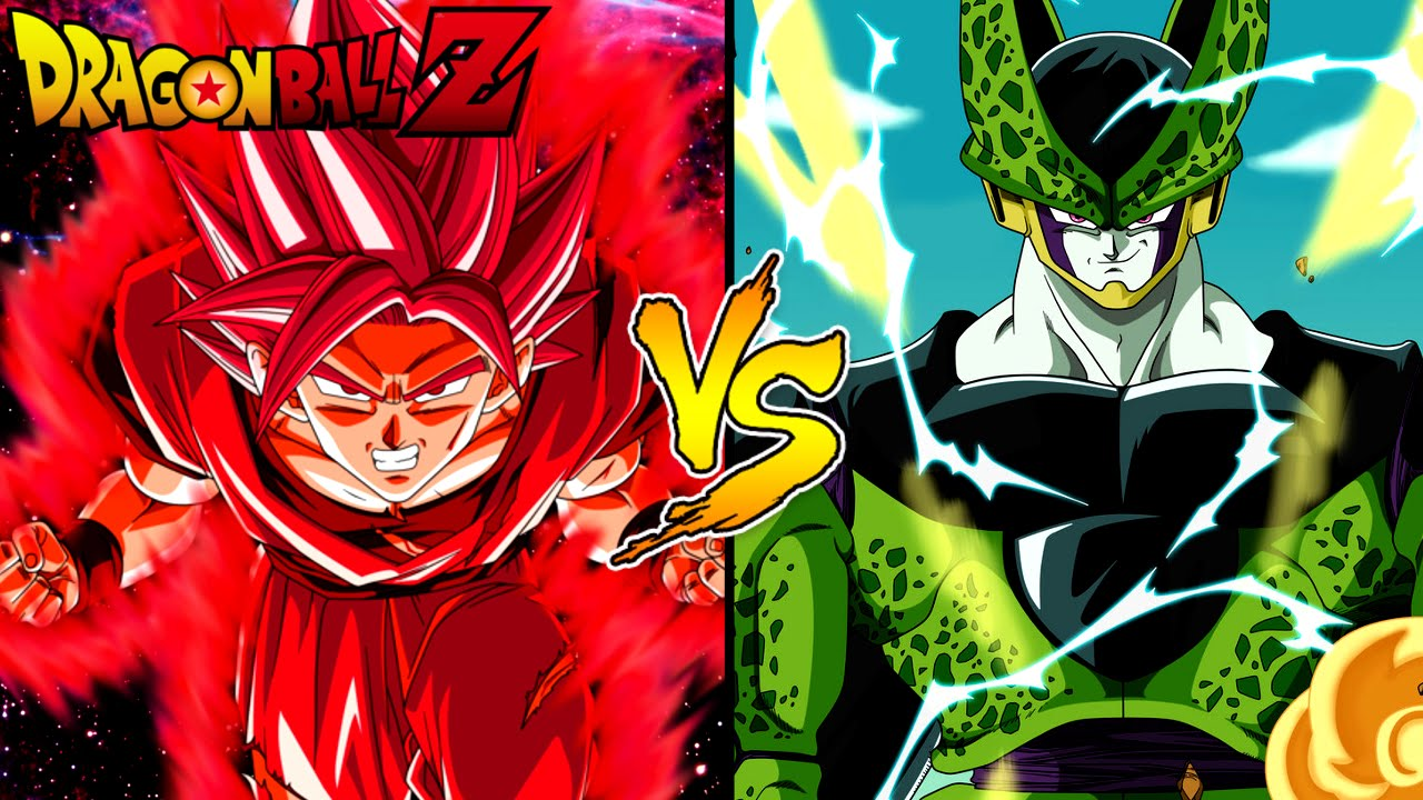 Super kaio ken goku vs super perfect cell who would win dragon ball nation q a 47 youtube - Super cell dbz ...