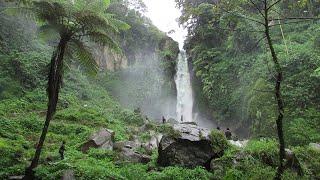 Coban Talun, air terjun indah dengan banyak wahana