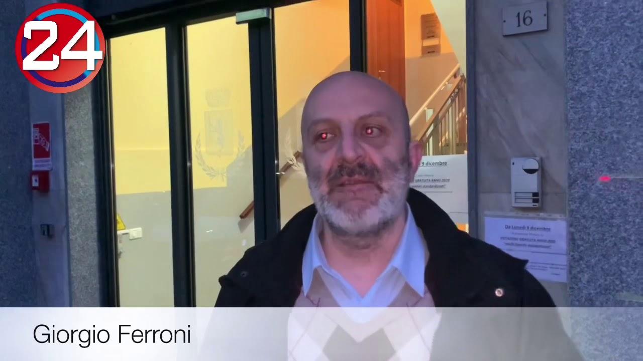 Ferroni su guasto gas a  Crevoladossola