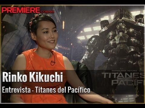 Rinko Kikuchi habla sobre Titanes del Pacífico, Babel, Haruki Murakami y más.