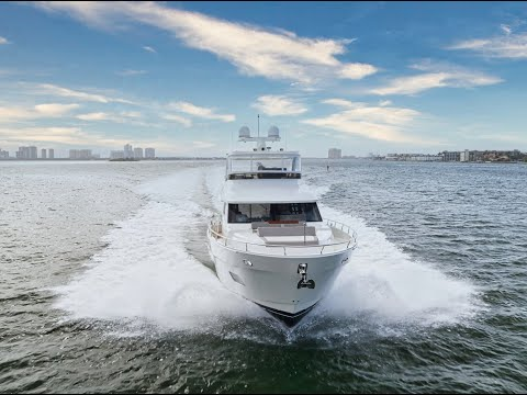 2018 Ocean Alexander 70 Evolution For Sale At MarineMax