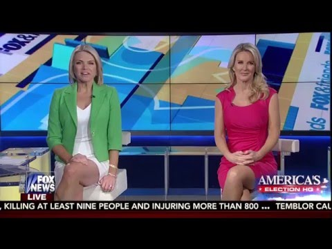 Heather Nauert & Heather Childers 4/15/16