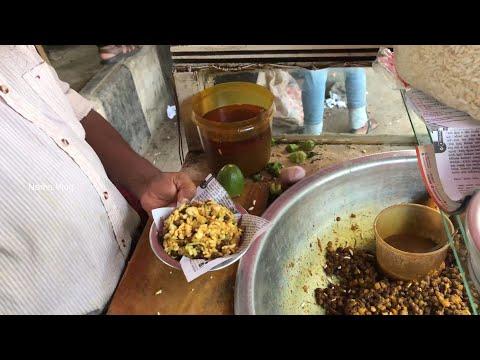 Famous Jhal Muri Maker at Agargaon। Street Food of bangladesh। Nams vlog