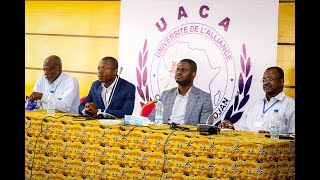 Excerpts of ICI West African Christian Witness in the Public Arena Seminar 2019
