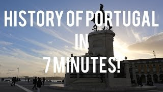 Video History of Portugal in 7 Minutes! download MP3, 3GP, MP4, WEBM, AVI, FLV November 2017