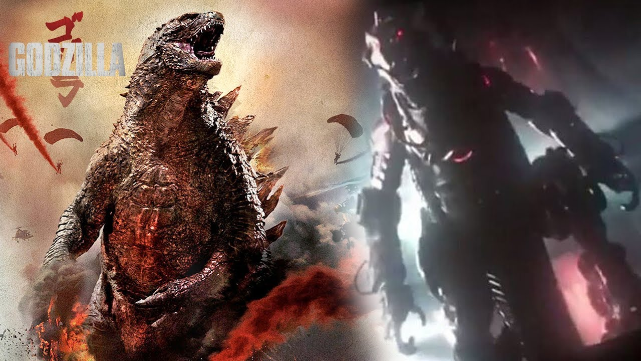 Resultado de imagem para Mecha-Godzilla in Godzilla vs Kong