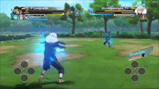 Let´s Fight Naruto Shippuden Ultimate Ninja Storm Revolution Online Part 5 (Deutsch/German/HD)