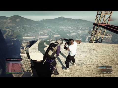 Grand Theft Auto V road to 100 jobs #1