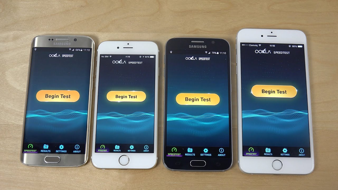 Comparatif Samsung S Et Iphone