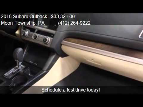 2016 Subaru Outback 2.5i Limited AWD 4dr Wagon for sale in M