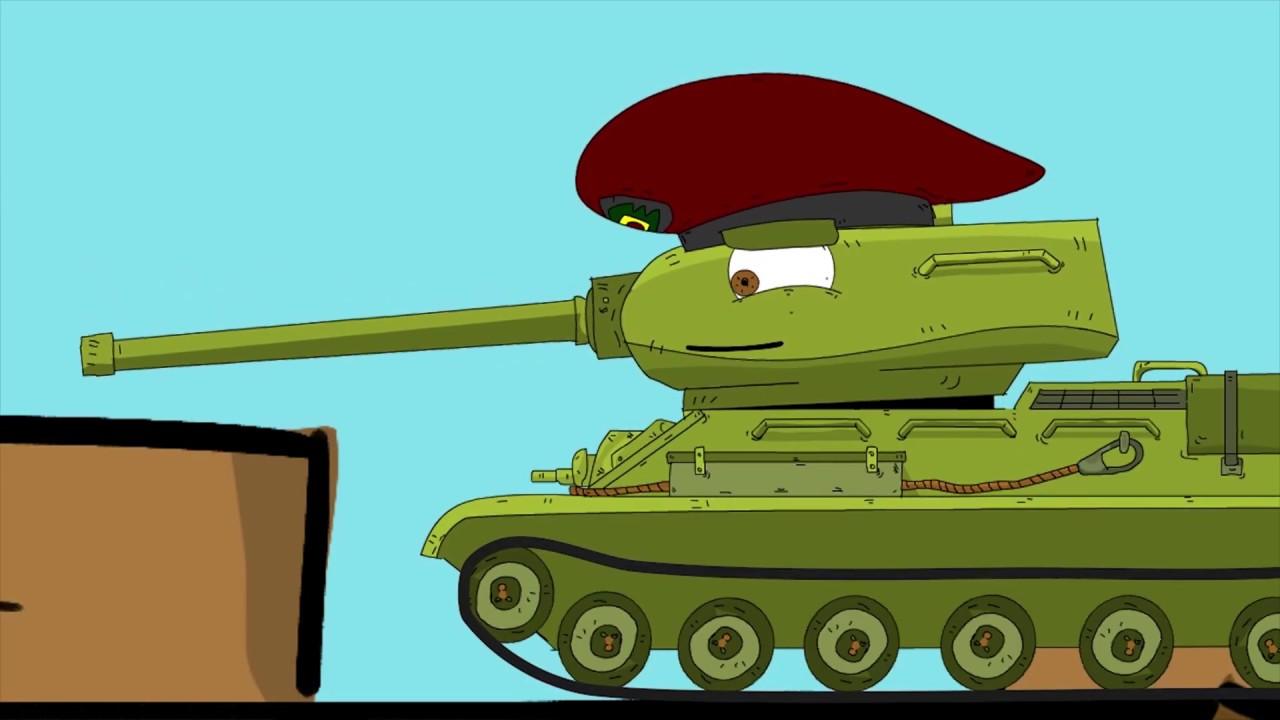 Атака Ледяных Танков | мультики про танки  | amega toons