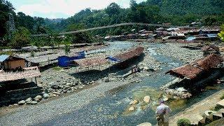 INDONESIA Bukit Lawang, Sumatra (hd-video)