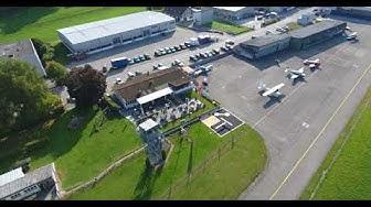 Aérodrome régional de Fribourg-Ecuvillens
