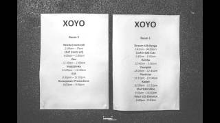 Skream Presents: 2001-2005 Live From XOYO (Plastician, Coki, Hatcha, Loefah, Skream, Benga)