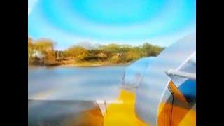 видео Самодельный экраноплан
