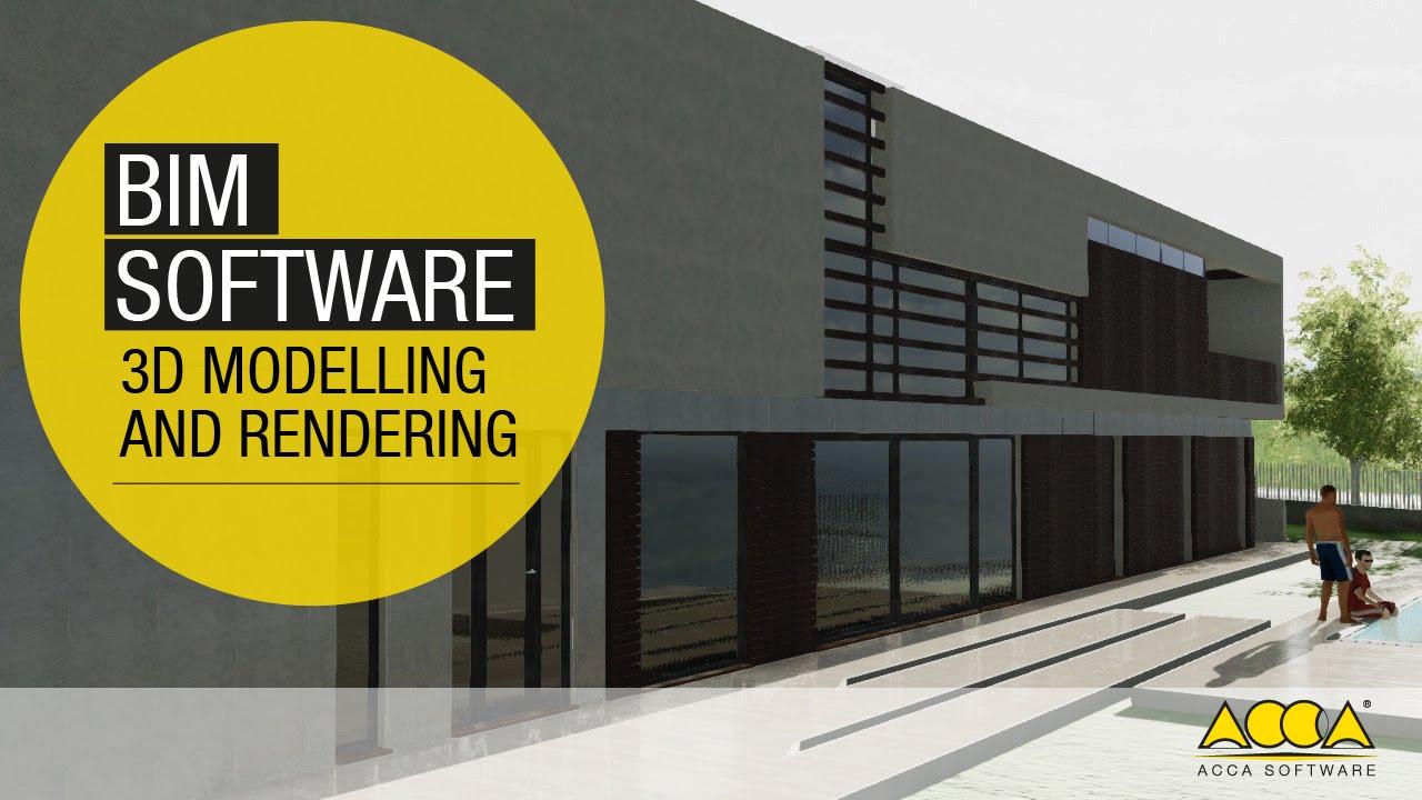 bim software f r die beste 3d architektur planung acca edificius bim example 30 youtube. Black Bedroom Furniture Sets. Home Design Ideas
