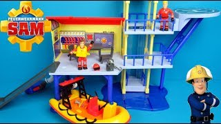 The Fireman Sam Ocean Rescue Centre Toy by Simba | Great Toy Review