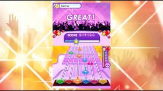American Popstar Road to Celebrity - DSiWare Trailer