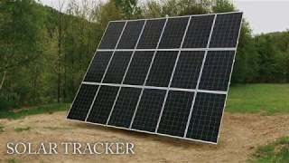 Solar Tracker - śledzenie słońca (Panele Słoneczne) FOTOWOLTAIKA