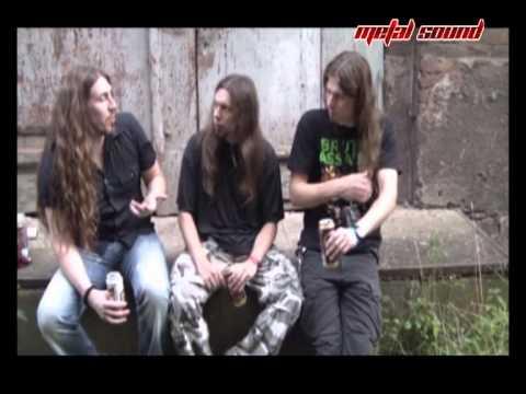 Metal Sound: Kalmah Interview Part II