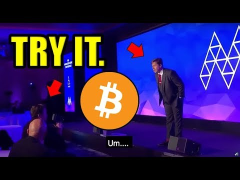 Defiant Bitcoiner Confronts Scammer Craig Wright? Confronts Him With FACTS & LOGIC!