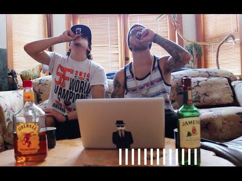 #TasteTestTuesday Episode 11 & 12: Fireball & Jameson!!