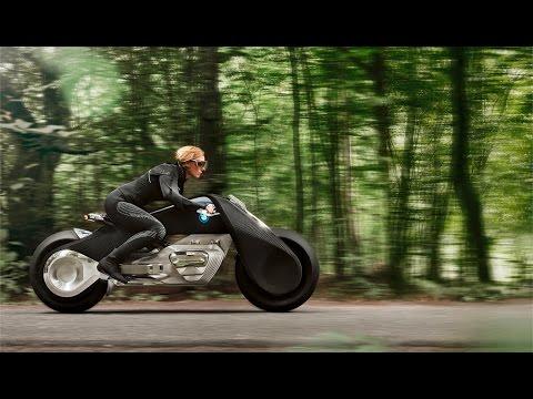 Vision für die Zukunft des Motorrades! BMW Motorrad VISION NEXT 100 Launchfilm