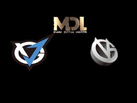 VGJ Storm vs VG MDL Changsha Highlights Dota 2