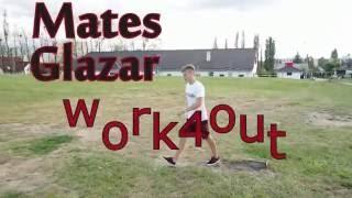 Mates Glazar street workout