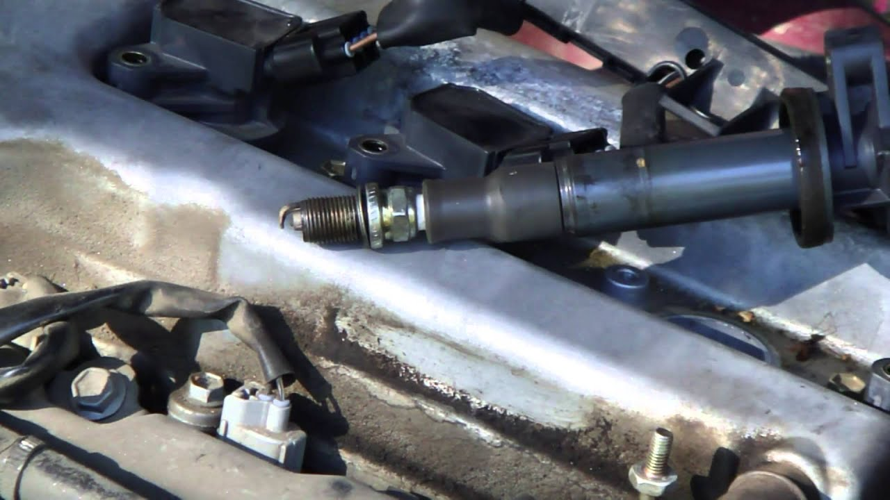 How To Test Spark Plugs And Ignition System Work Youtube