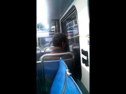 Septa bus 8479 MFL Owl ..bum made the bus smell