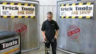 hb1 small diameter tube bender trick tools