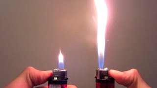 Awesome $1 Lighter Hack - EASY