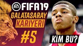 SÜPER GENÇ TRANSFER // FIFA 19 Galatasaray Kariyer #5