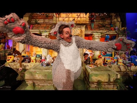 The Late Late Toy Show opening number - The Jungle Book | The Late Late Toy Show | RTÉ One
