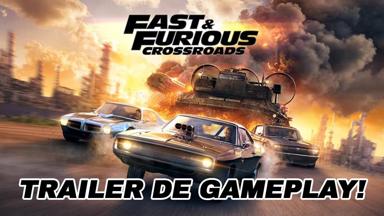 VELOZES E FURIOSOS: ENCRUZILHADA - Trailer de Gameplay | PS4, XB1, PC