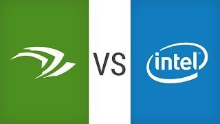 Intel Vs Nvidia | A New War Has Begun.
