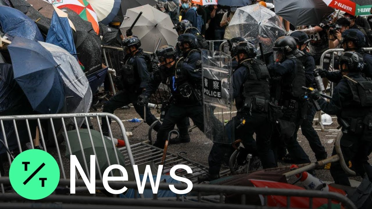 Hong Kong Protesters Speak Out About Police Force