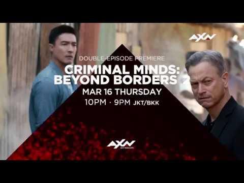 Download Criminal Minds: Beyond Borders Season 2 Premieres Mar 16, 2017!
