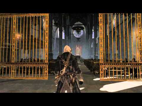 Assassin's Creed Rogue playthrough #12: Architecture of the Carmo Convent