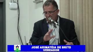 Arimateia Brito - pronunciamento 30 03 2017