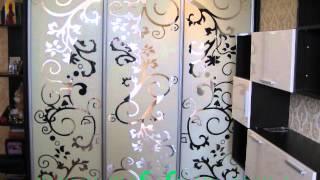 Шкафы - купе компании www.mebelvam.com.ua(Для изготовления шкафов-купе под заказ в Киеве, компания MEBELVAM использует Ламенированное ДСП, МДФ, зеркало..., 2013-02-26T15:43:37.000Z)