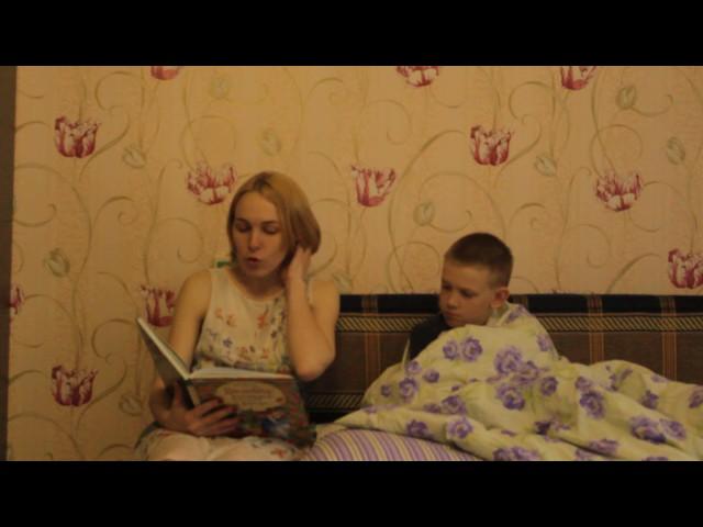 Изображение предпросмотра прочтения – КристинаБуянова читает произведение «Волшебник Изумрудного города» М.А.Волкова