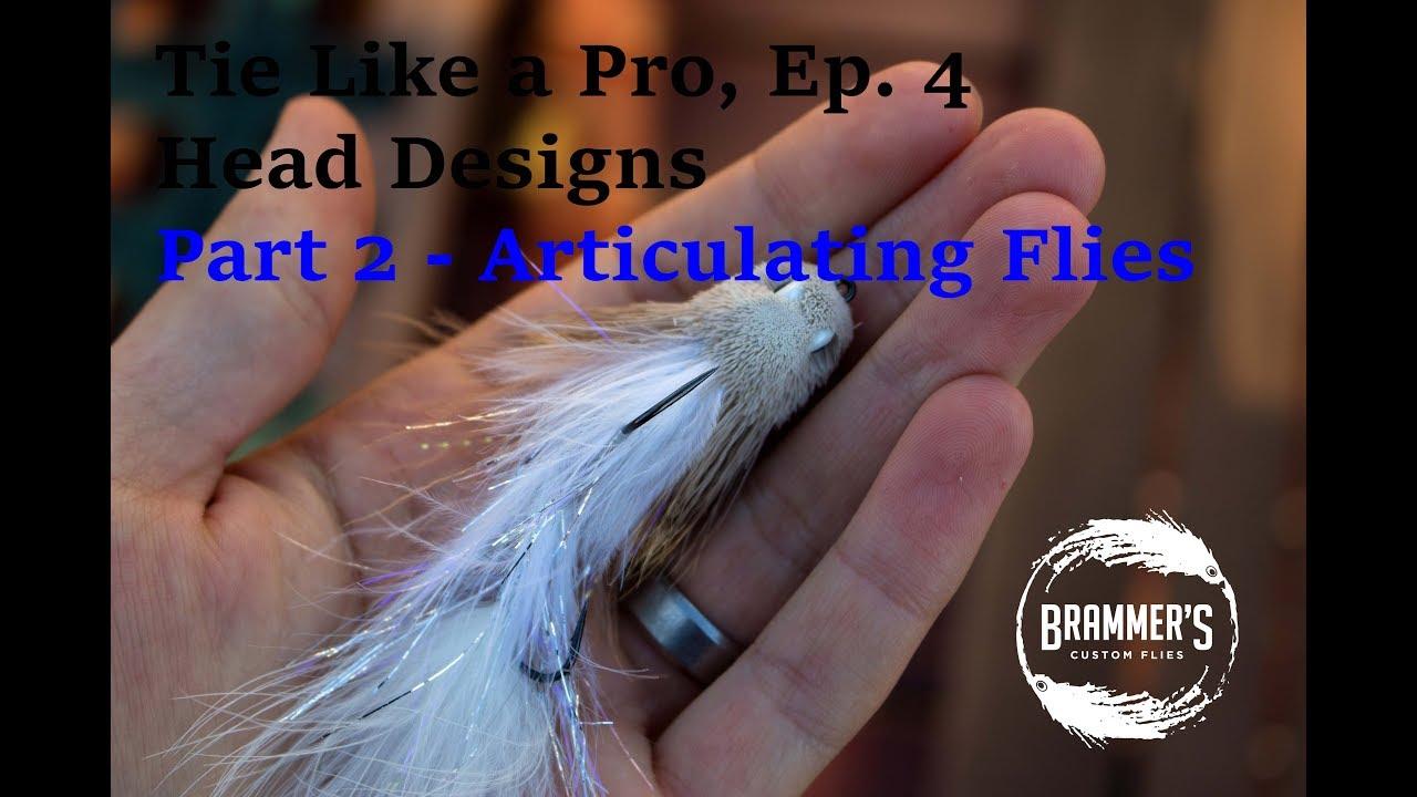 Tie like a pro ep 4 head designs part 2 articulating flies tie like a pro ep 4 head designs part 2 articulating flies ccuart Images