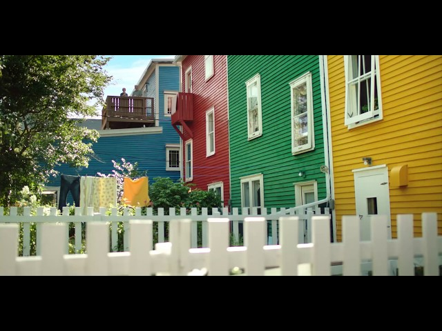 Crayons, TV Ad, Newfoundland and Labrador Tourism (HD)