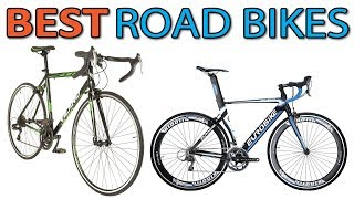 TOP FIVE Best Road Bikes (Guide and Reviews)