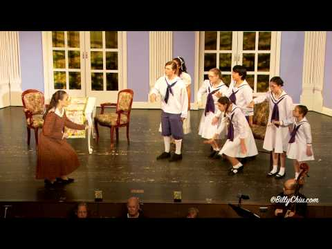 The Sound of Music - Act 1 - von Trapp...